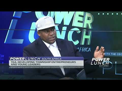 Tackling youth unemployment through township entrepreneurship