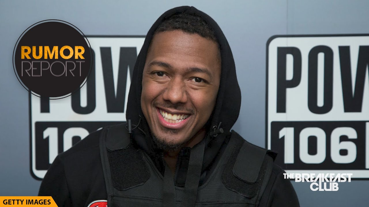 Nick Cannon Lands In Hot Water With Viacom For Anti Semetic Comments