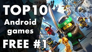 Top 10 Free and New Android Games 2018 #1