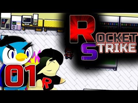 Pokémon Rocket Strike Walkthrough Co-Op w/TiamatRuler EP 1!