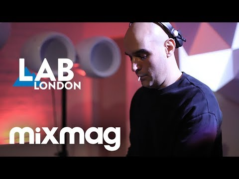 PACO OSUNA in The Lab LDN for the In:Motion Takeover