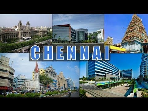 Chennai City Tour || 2019 | TamilNadu | View & Facts | India | Debdut YouTube