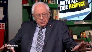 `Bernie Sanders: MRRAAWWWW!!'