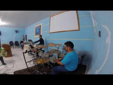 Terra Seca - Judson de Oliveira - Drum Cover - Domingo 23/04