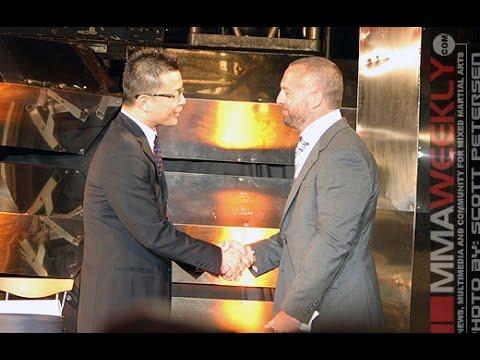 Key UFC Moments: Lorenzo Fertitta Announces The Purchase Of Pride FC