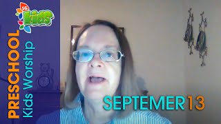 PreK Worship | September 13