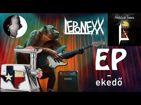#NOVEGANHERE | EPekedő #07 | Leponexx - Nekünk Texas (2020)