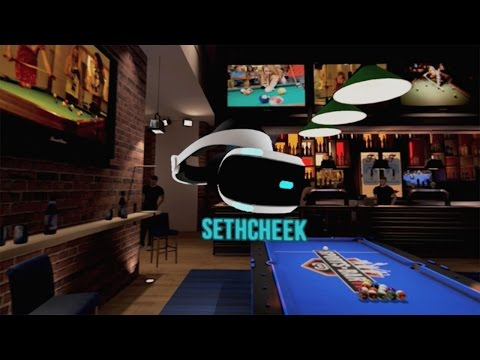 Sports Bar VR - The Co-op Mode
