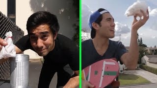 The Most Memorable Zach King Magic Tricks Vine 2019 | Funny Magic Vines