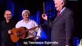 Harminc éves a Vujicsics Együttes - Petrovics Emil köszöntője (részlet)