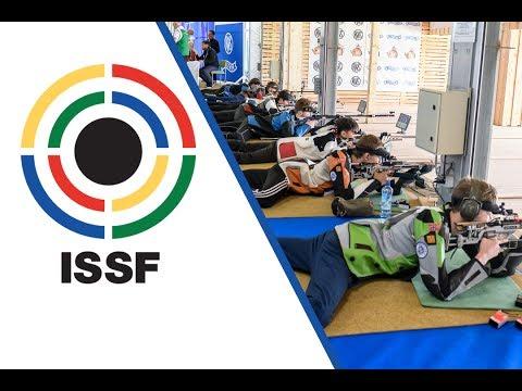 50m Rifle Prone Men Final - 2017 ISSF Junior World Championship Rifle/Pistol in Suhl (GER)