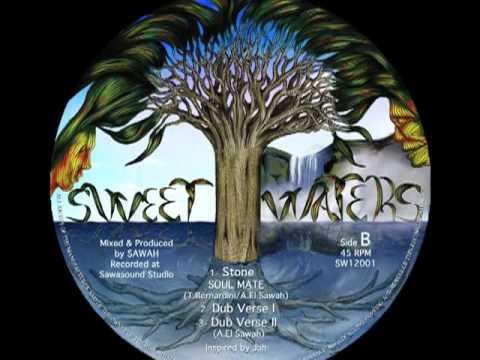 "BUNNINGTON JUDAH ""Born to take the pain"" - SOUL MATE ""Stone"" - 12"" Sweet Waters Music"