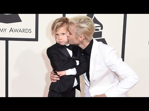 Justin Bieber's 6-Year-Old Brother Is Totally His Mini Me -- See The Look-Alike Pics!