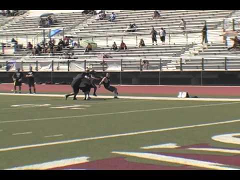 NUC San Diego 2012 - 7 on 7 Tournament highlights