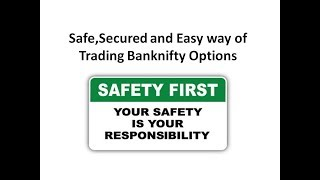 Bank Nifty Options Hedging Live Trading video - VLOG