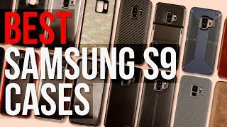 Best Samsung S9 Cases - 2018