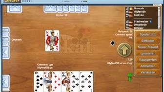 Skat online spielen - Ohne Download im Multiplayer