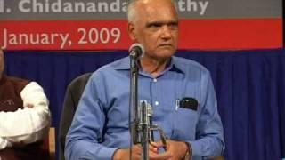 Dr. S L Bhyrappa's talk on Conversions: 1
