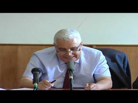 Presentation de Memories of Absence à la Faculté des Letters de Rabat