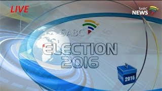 Election Livestream (12 to 3 pm), 1 August 2016