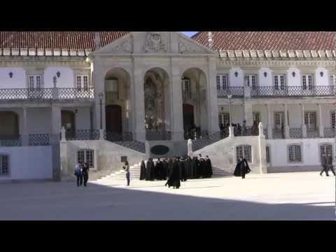 Coimbra (Portugal) - City Tour (HD Film)