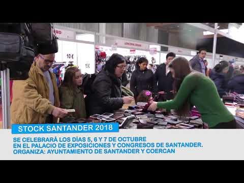 Stock Santander se celebrará los días 5,6 Y 7 de Octubre en el Palacio de Exposiciones y Congresos