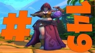 KaThyDieRain Plays - Paladins Beta Pc Training Siege Game Mode Online With A.I PART #149.