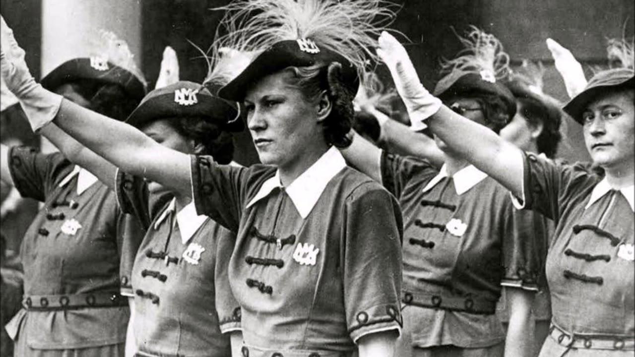 Бесчеловечные и страшные женщины третьего рейха.... фото ...