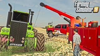 MAJOR BREAKDOWN IN TILLAGE (TIGER STIEGER) MULTIPLAYER FS19
