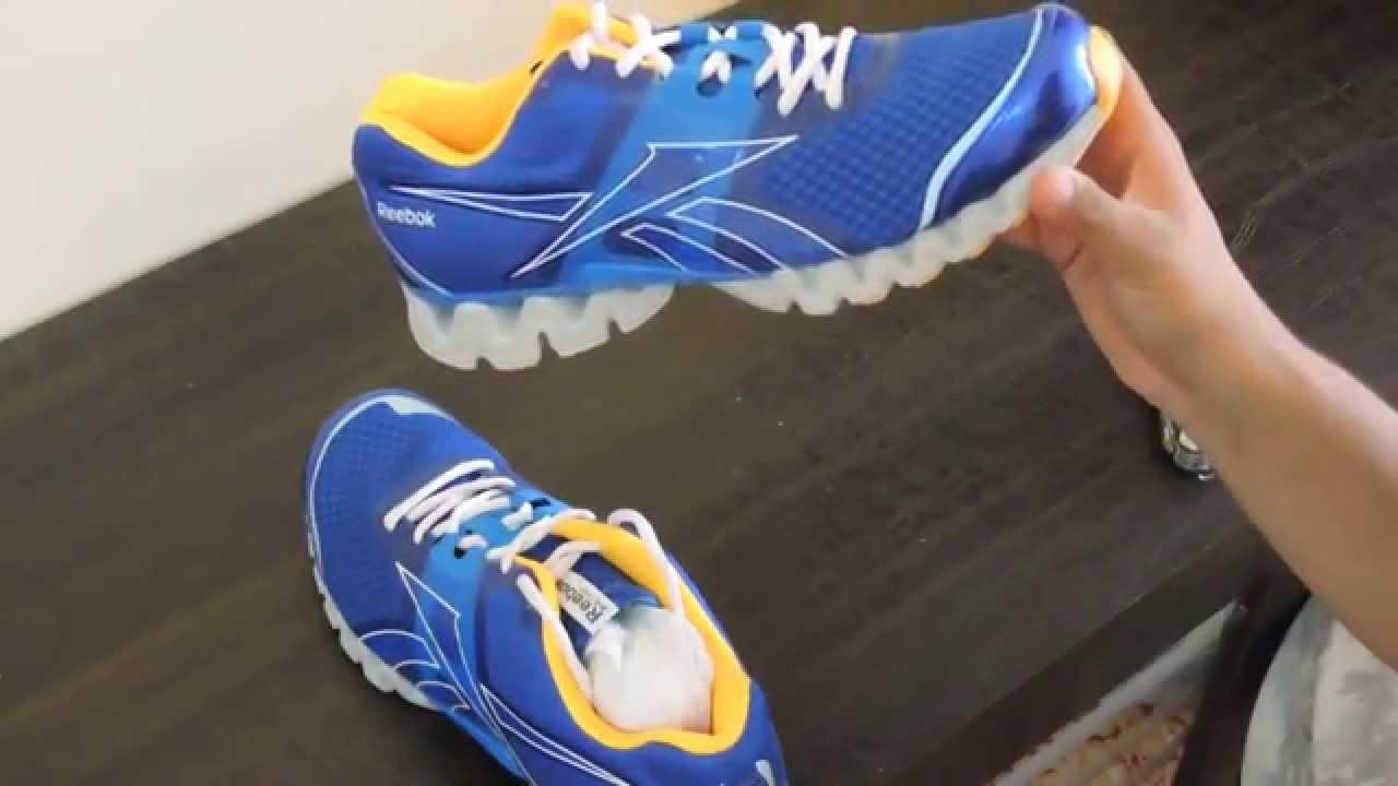Reebok zigtech 3.0 running shoes
