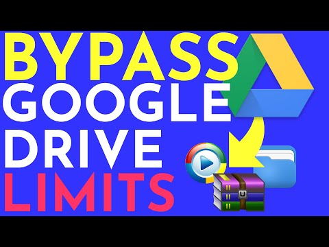 How to Bypass Google Drive Download Limit (Quota Exceeded) Error   Feb 2020