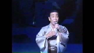 1990年9月18日 新宿コマ劇場「三人の会」にて 「山頭火」 作曲 ...