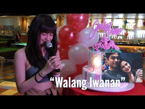 """Julie Anne San Jose to Ben Alves: """"Walang Iwanan"""""""