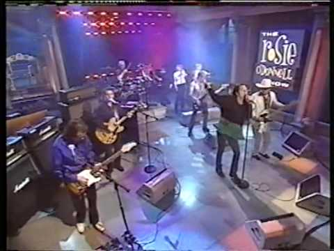 INXS - Need You Tonight - Rosie O'Donnell Show 1997