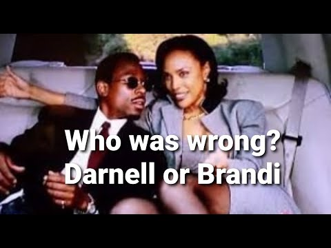 """Let's Revisit """"A Thin Line Between Love And Hate""""  Who Was Wrong...Darnell or Brandi?"""