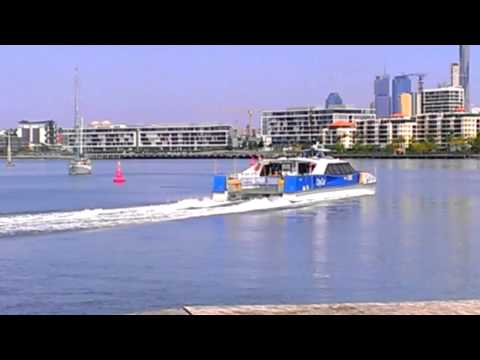 Brisbane City Cat | The city cat public transport system
