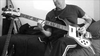 CHANGELING-SIMPLE MINDS Bass Cover