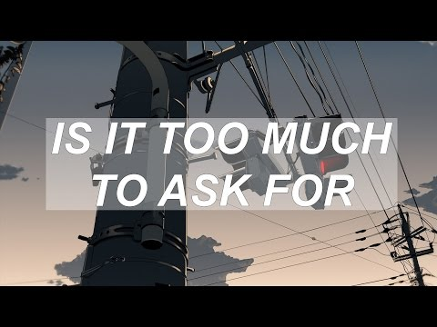 is it too much to ask for (ft. shiloh) - jordan maxwell