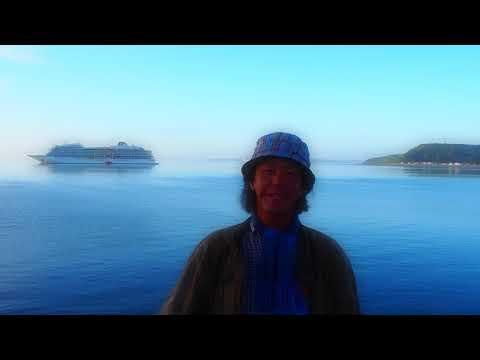 旅の手帖を歌う 昨日から明日まで私は旅人・・・1コーラス版
