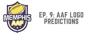 AAF Logo Predictions | Alliance of American Football