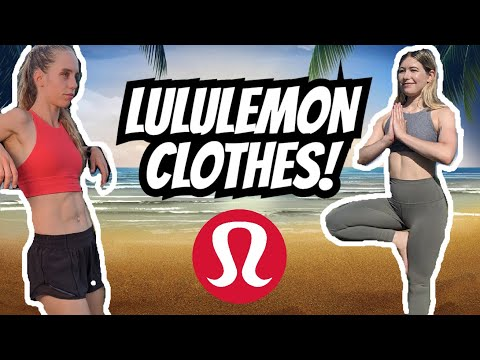 SUMMER 2020 BEST WORKOUT APPAREL! (Lululemon Makes MENS SHORTS TOO?! )