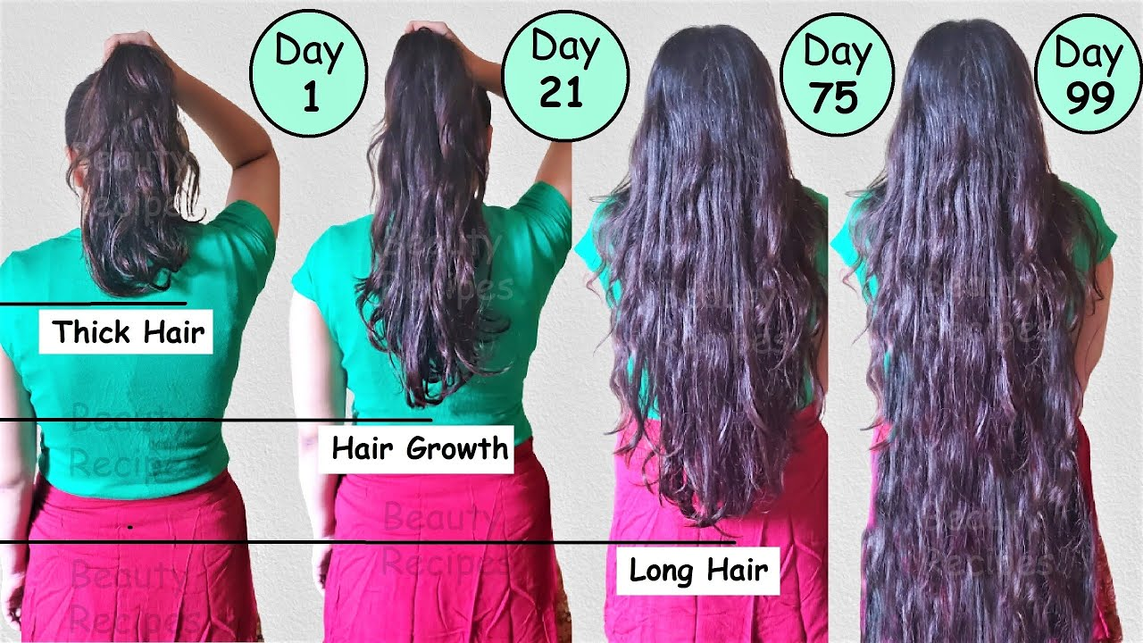HAIR GROWTH HACKS | HAIR CARE TIPS & TRICKS EVERY GIRL SHOULD KNOW - THIN To THICK HAIR & LONG HAIR