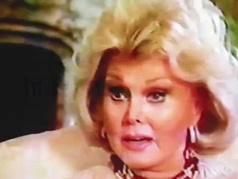 Zsa Zsa Gablor_In Her Own Words * Rest In Peace