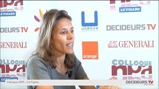 Colloque NPA-Le Figaro 2015 : Lara Rouyres, Selectionnist