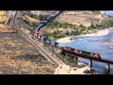 Ashcroft Terminal | Transloading, Materials Handling and Logistics
