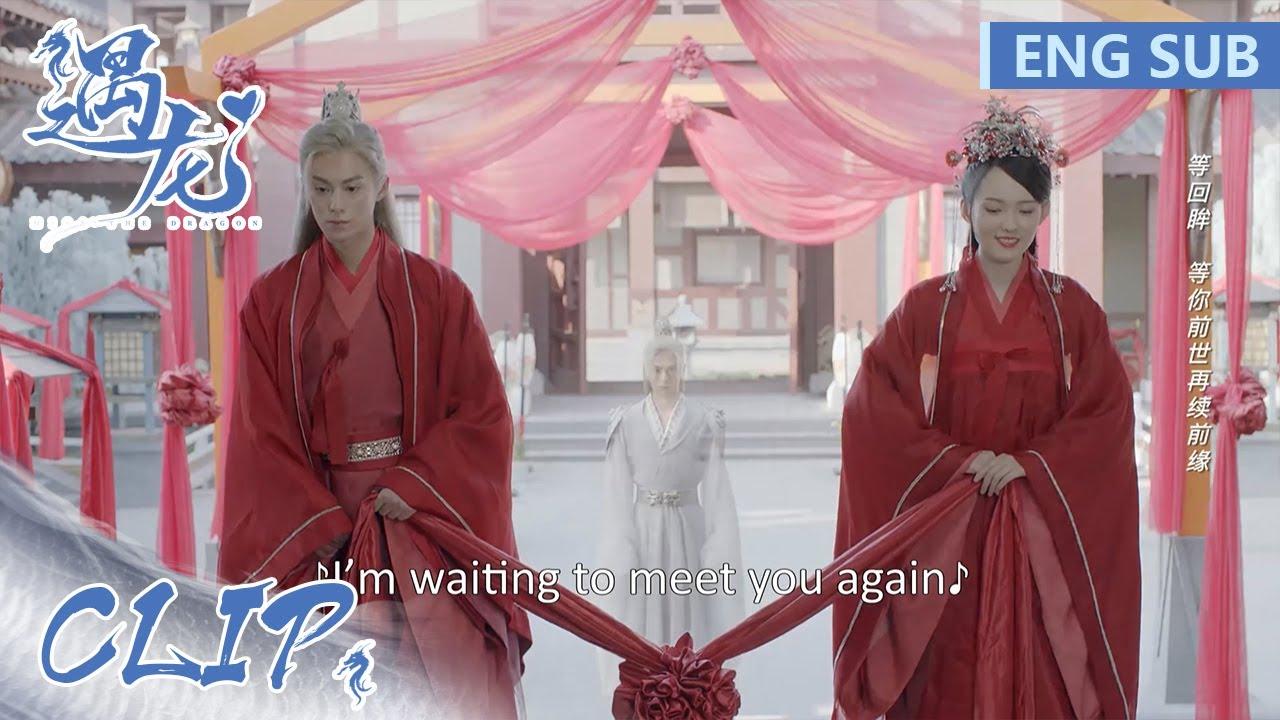 EP07 Clip 龙炎化出分身与夏侯雪成亲,忍痛离开流萤【遇龙 Miss The Dragon】