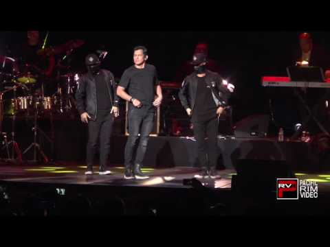 Gary Valenciano featuring the Kinjaz performance -