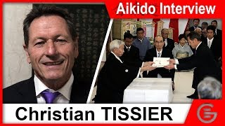 Interview: Christian Tissier's promotion to 8th Dan Aikido (w/ subtitles)