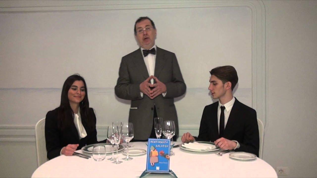 Il bon ton a tavola youtube - Bon ton a tavola ...