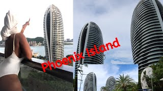 PHOENIX ISLAND HOTEL TOUR SANYA HAINAN ISLAND A VERY EXTRA VACATION VLOG